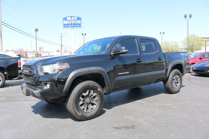 2017 Toyota Tacoma Double Cab SR5 w/TRD Package