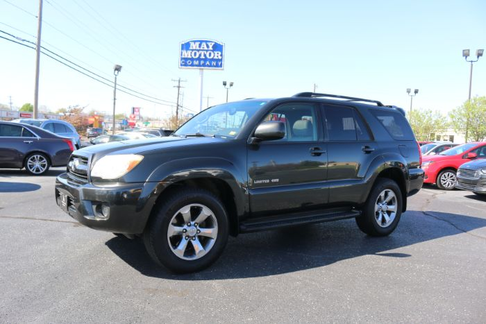 2007 Toyota 4Runner Limited 4X4