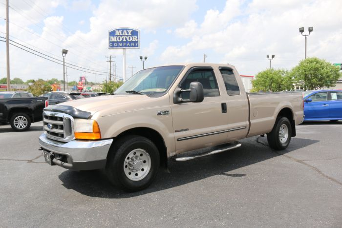 1999 Ford Super Duty F-250 7.3 Diesel  XLT