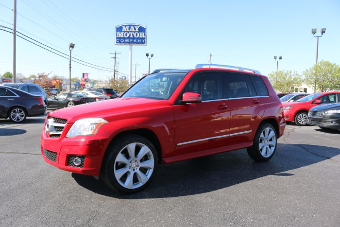 2010 Mercedes-Benz GLK 350 AWD