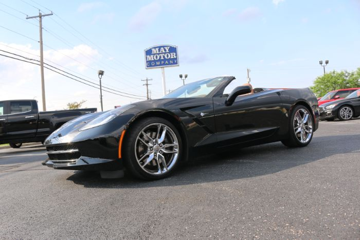 2015 Chevrolet Corvette Convertible 3LT Z51