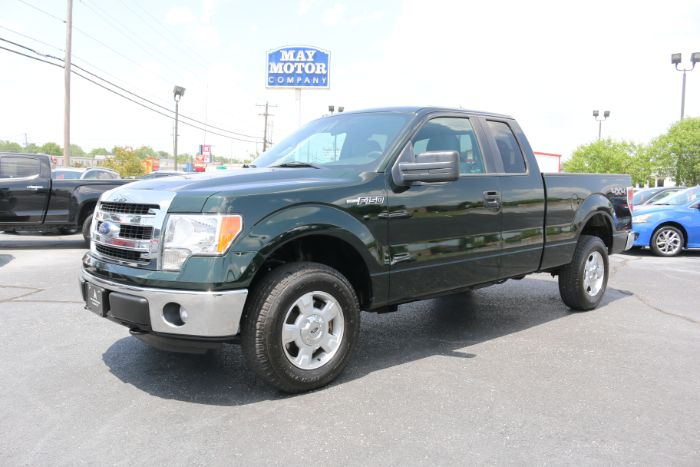 2014 Ford F-150 Super Cab XLT 4X4