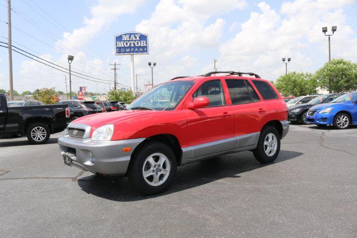 2004 Hyundai Santa Fe GLS 4X4