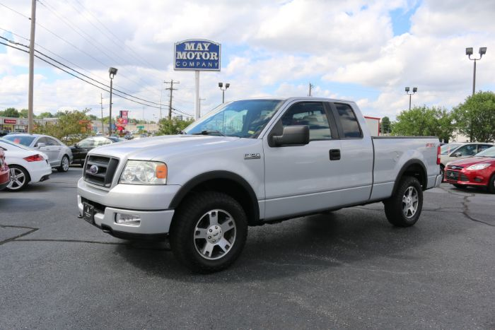 2005 Ford F-150 Ext Cab XLT 4X4