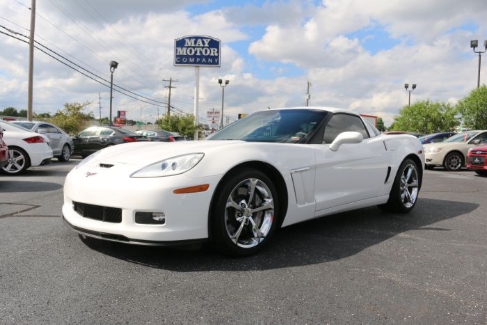 2011 Chevrolet Corvette Z16 Grand Sport w/1LT