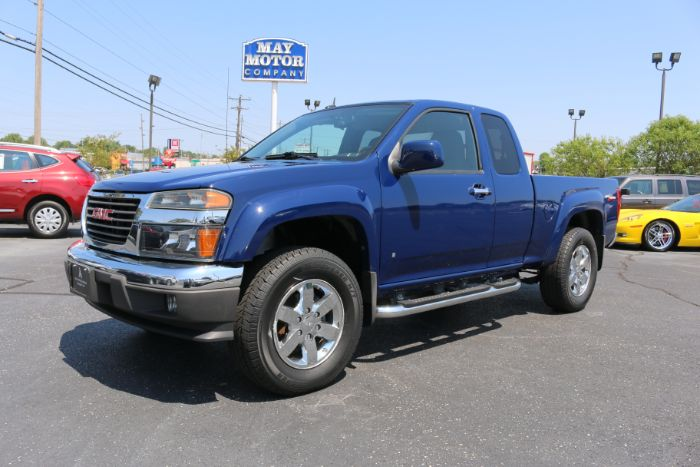 2009 GMC Canyon Ext Cab SLE 4X4