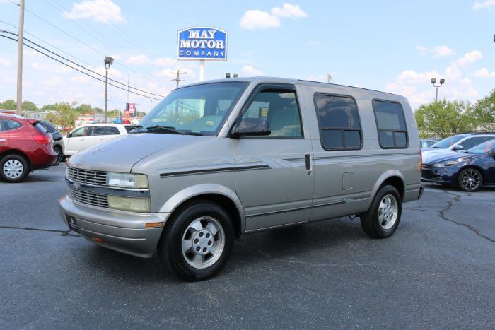 2003 Chevrolet Astro Conversion Van