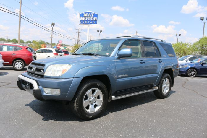 2004 Toyota 4Runner Limited 4X4