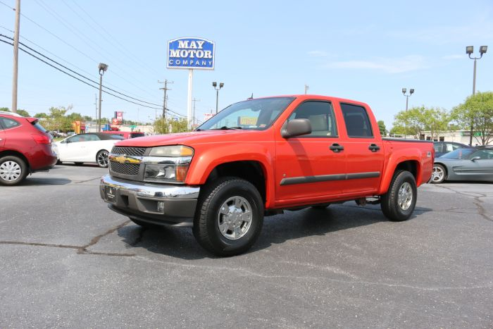 2008 Chevrolet Colorado LT w/2LT