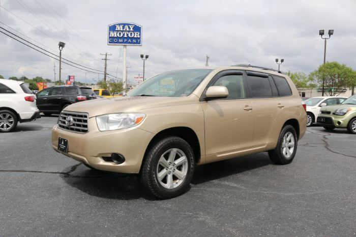 2008 Toyota Highlander AWD w/3rd Row Seating