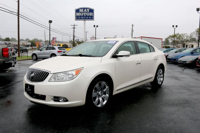 2013 Buick LaCrosse CXL w/Leather