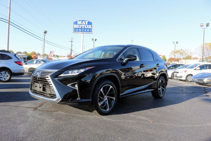 2017 Lexus RX 350 AWD w/Luxury Pkg