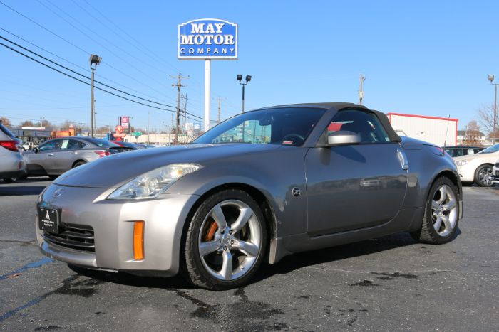 2008 Nissan 350Z Convertible Grand Touring