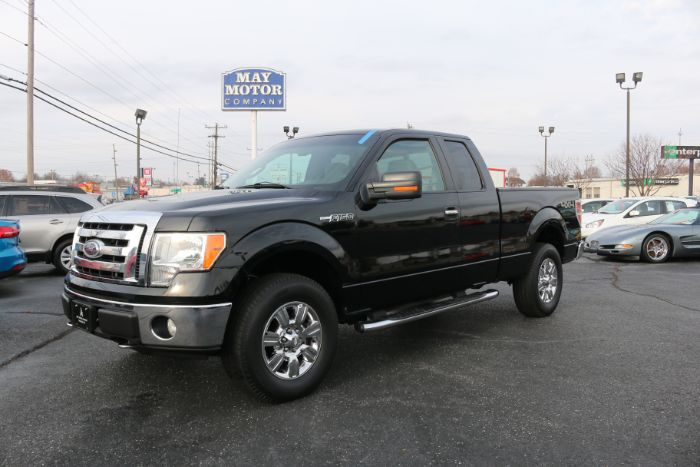 2009 Ford F-150 Super Cab XLT 4X4