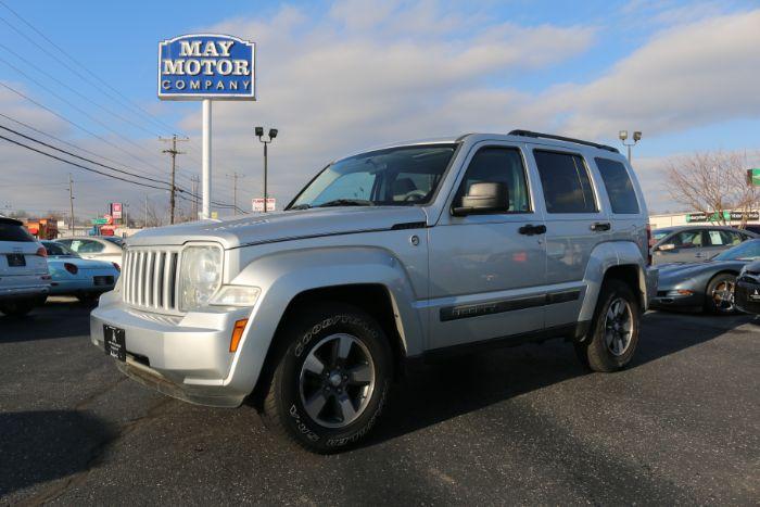 2008 Jeep Liberty 4X4 Sport