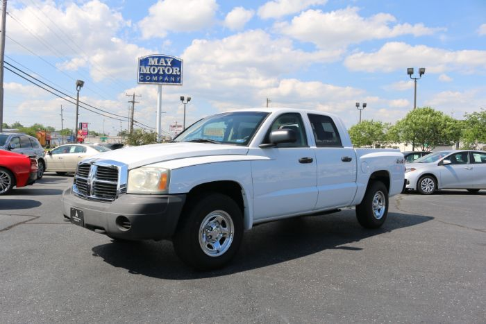2007 Dodge Dakota Crew Cab 4X4