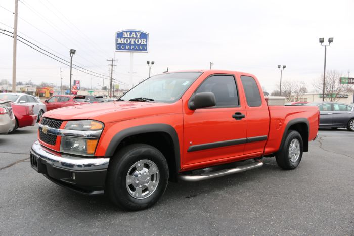 2008 Chevrolet Colorado Super Cab LT
