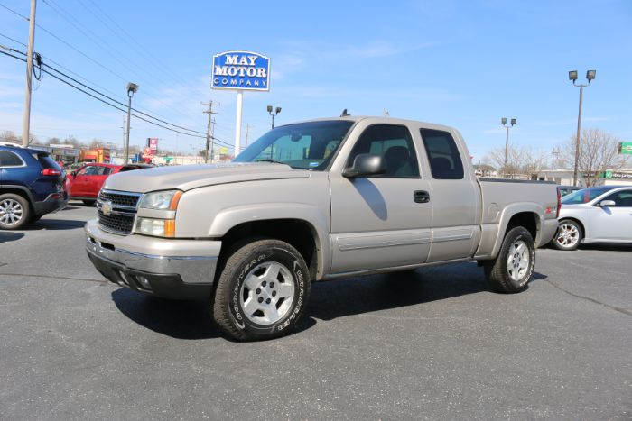 2006 Chevrolet 1500 Super Cab Z71 4X4