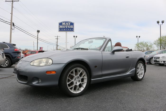 2002 Mazda MX-5 Miata Cloth