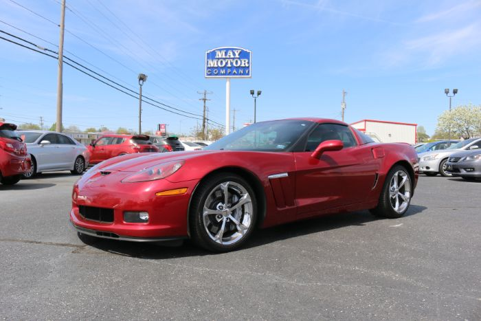2010 Chevrolet Corvette Z15 Grand Sport 3LT
