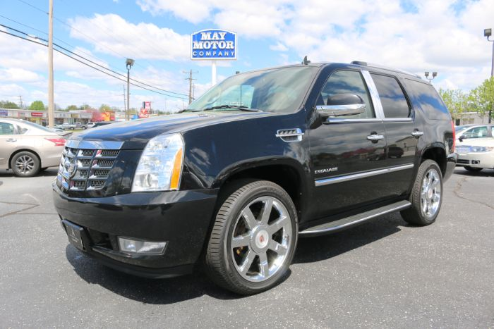 2012 Cadillac Escalade Base