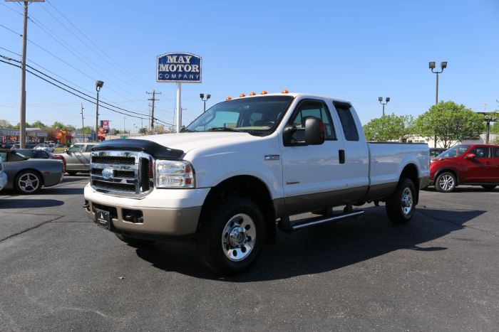 2006 Ford Super Duty F-250 XLT 4X4 Diesel