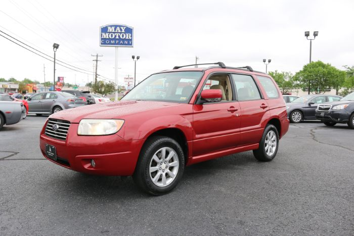 2007 Subaru Forester AWD X w/Premium Package
