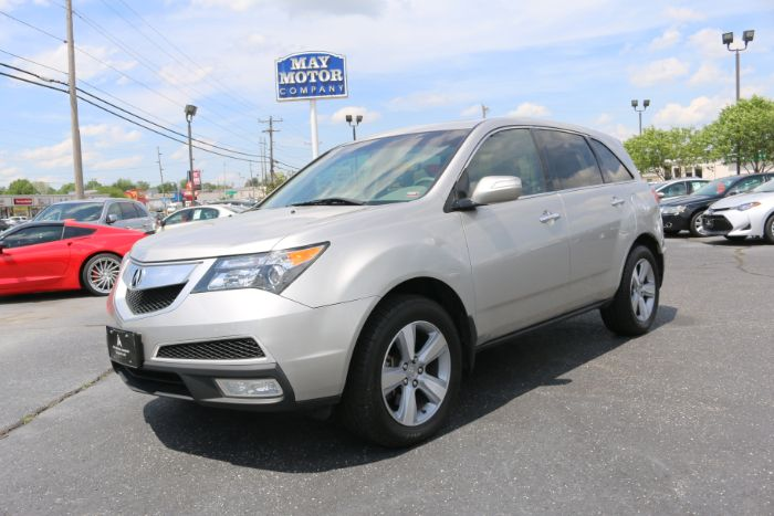 2012 Acura MDX AWD Tech/Entertainment Pkg