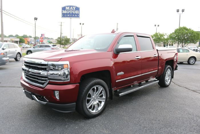 2017 Chevrolet Silverad Crew Cab High Country 4X4