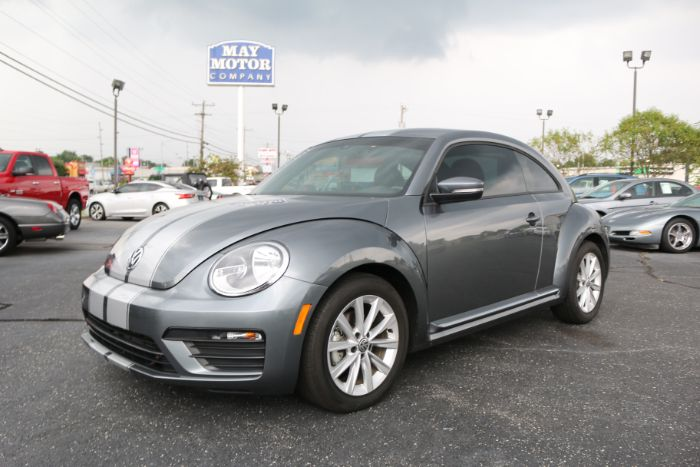 2018 Volkswagen Beetle Turbo