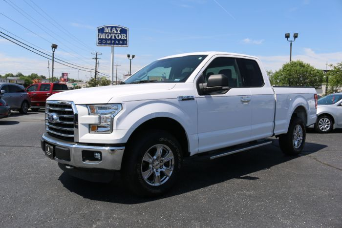 2015 Ford F-150 Super Cab XLT 4X4