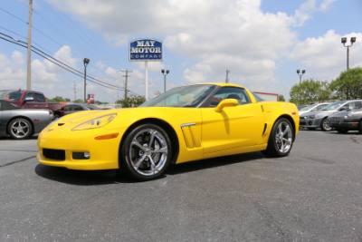 2010 Chevrolet Corvette Z16 Grand Sport w/2LT