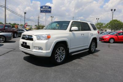 2013 Toyota 4Runner Limited AWD w/3rd Row