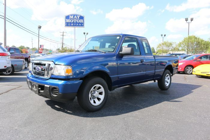2009 Ford Ranger Super Cab XLT