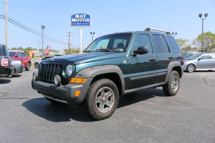2005 Jeep Liberty 4X4 Renegade