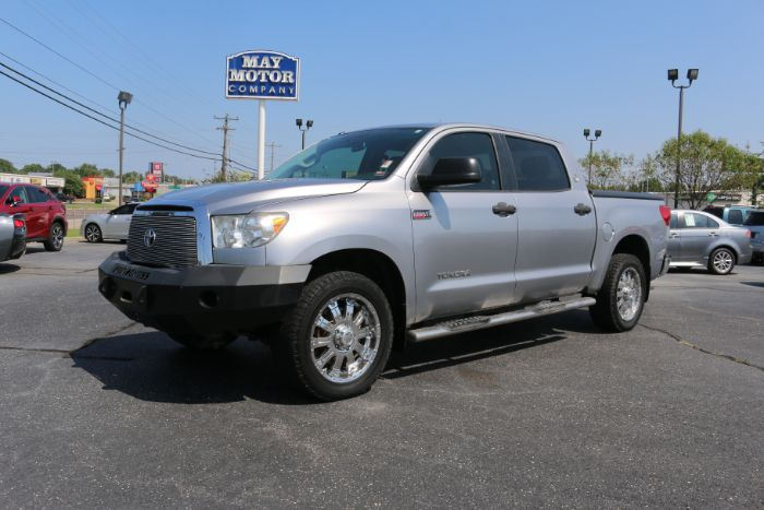 2012 Toyota Tundra Crew Max Limited 4X4