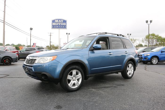 2009 Subaru Forestar Prem All Weather