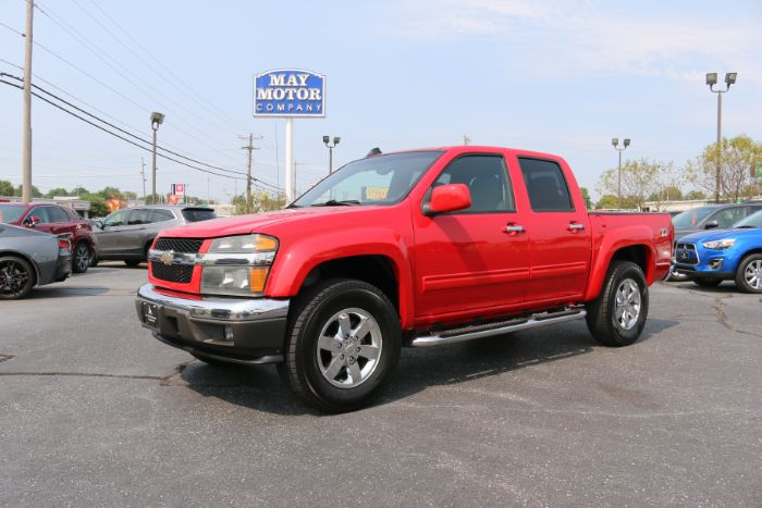 2010 Chevrolet Colorado Z71 Crew Cab 4X4