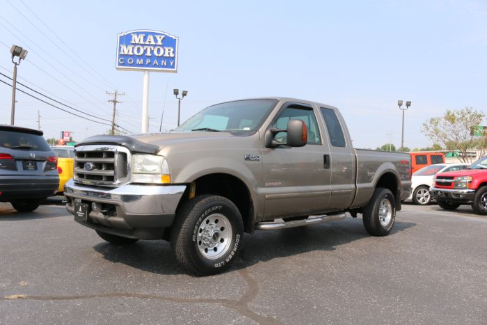 2003 Ford Super Duty F-250 XLT DIESEL