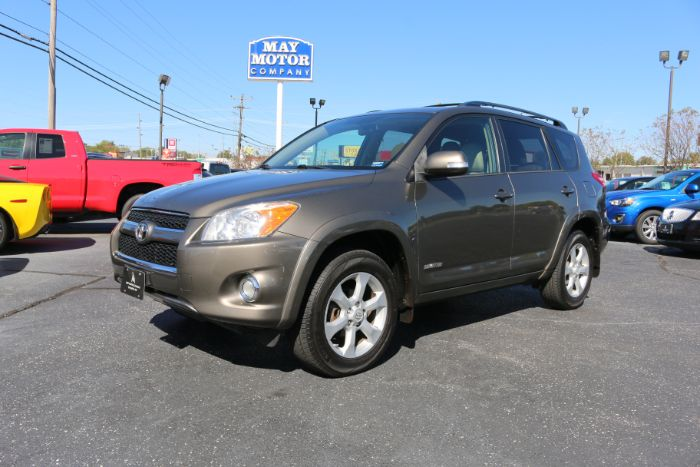 2012 Toyota RAV4 Limited AWD