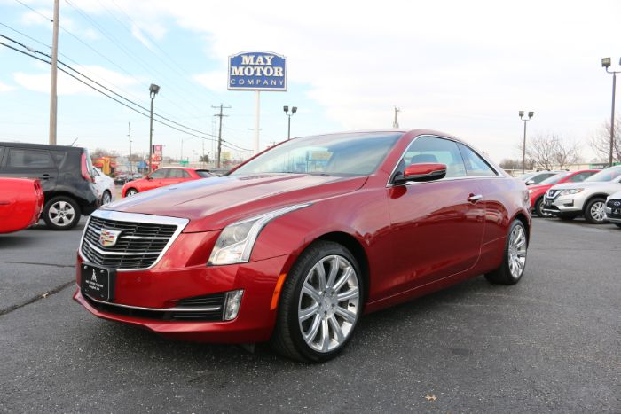2015 Cadillac ATS Coupe Luxury