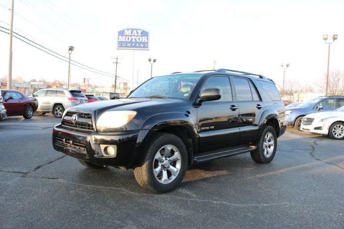 2006 Toyota 4Runner Limited 4x4