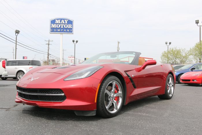 2014 Chevrolet Corvette Stingray Conertible 2LT