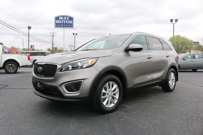 2017 Kia Sorento AWD LX w/ 3rd row seating