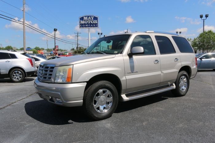 2004 Cadillac Escalade Luxury AWD