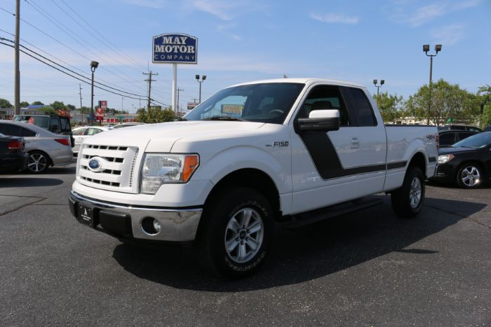 2012 Ford F-150 Super Cab XLT 4X4