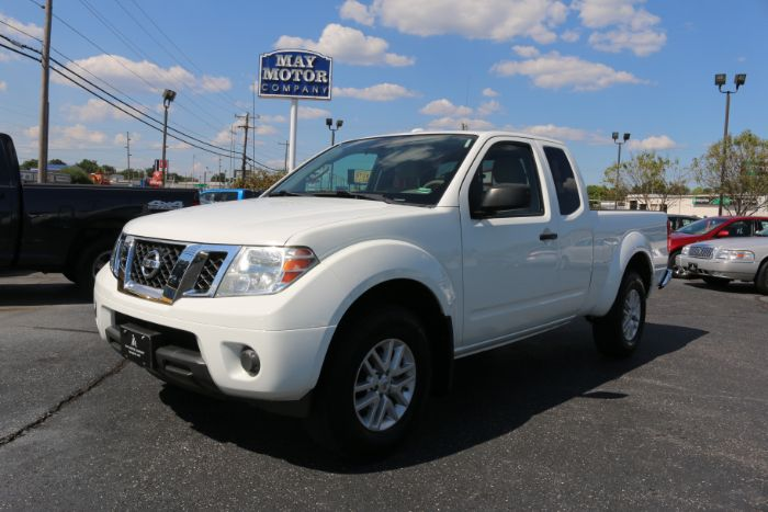 2014 Nissan Frontier King Cab SV 4X4