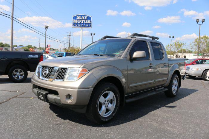 2005 Nissan Frontier LE