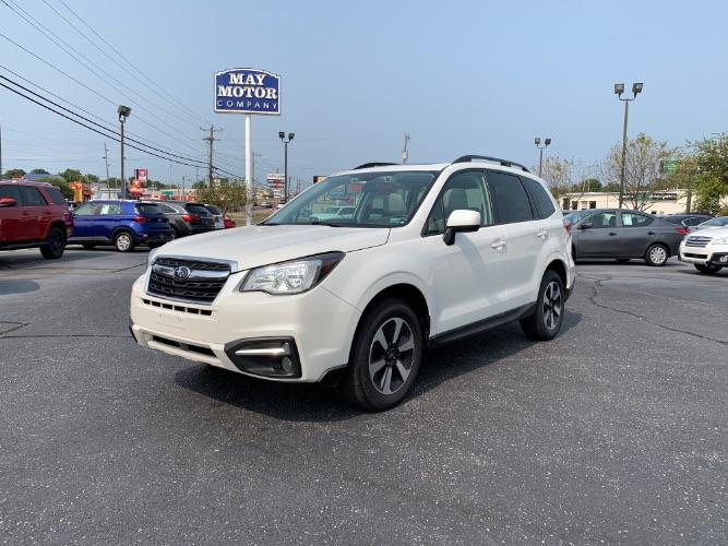 2018 Subaru Forester AWD PREMIUM