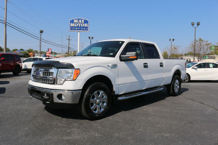 2014 Ford F150 Super Cab XLT 4X4